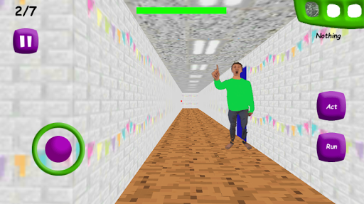 Math Crazy Teacher: Birthday Bash Badge Party Mod 1.0 screenshots 8