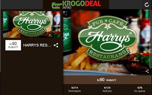 【免費生活App】Krogodeal 3stad-APP點子