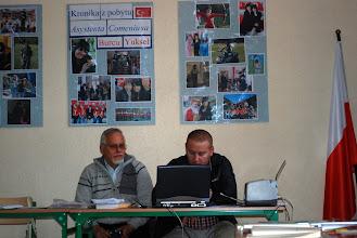 Photo: Organizatorzy - Kazimierz Laszewski i Adam Karwowski