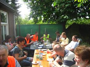 Photo: De catering was tegoei.