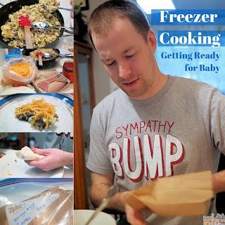 Breakfast Sausage Burritos - Freezer Cooking