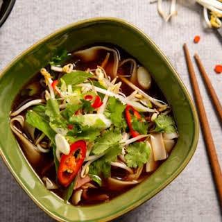 Vietnamese Beef Soup.