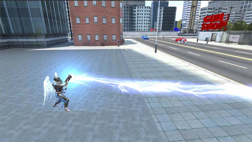 Crime Angel Superhero - Vegas Air Strike 1.0.8 screenshots 24