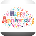 Anniversary Greetings icon
