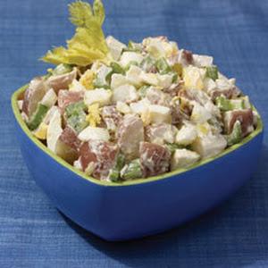 New Orleans Kickin' Potato Salad