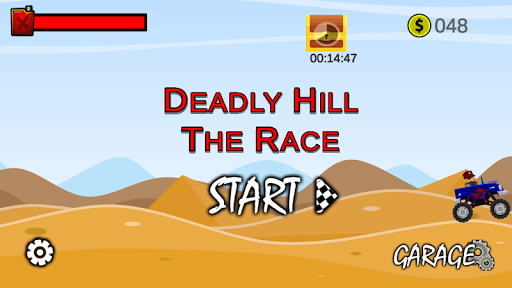 Deadly Hill: The Race