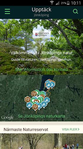 Jönköpings Naturkarta