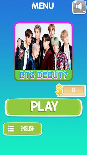 BTS Games ud83dude0d BTS Quiz Trivia for ARMY 2020 0.1 screenshots 1