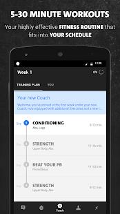 App Freeletics Bodyweight APK for Windows Phone