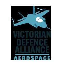 VDA Victorian Defence Alliance Aerospace Logo