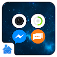 Night: DU Launcher Theme icon