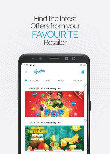 FlyerBin: Weekly Promotions, Deals & Shopping List screenshots 3