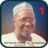 Tafseer Al Baqarah (1 - 173)
