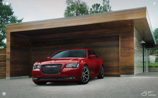 Chrysler 300 HD Wallpapers New Tab Theme