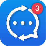 Mobile Messenger: All-in-one Chat, No Blue Ticks