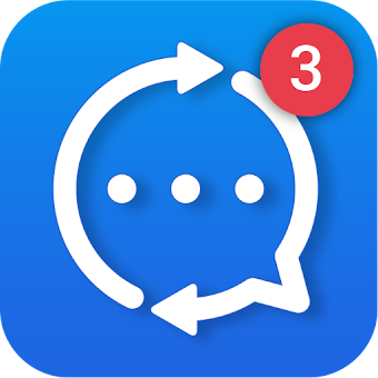 Mobile Messenger: All-in-one Chat, Hide Blue Ticks