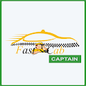 Fast Cab Captain - Taxi App icon
