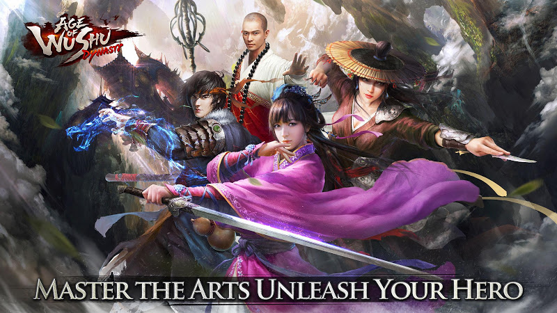 Age of Wushu Dynasty v11.0.1 [Mod Mana/No Skill Cooldown]