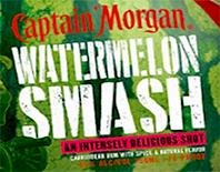 Logo for Captain Morgan Watermelon Smash
