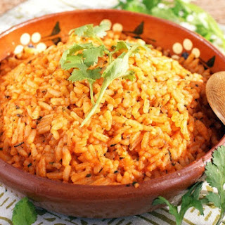 Easy 10 Minute Mexican Rice.