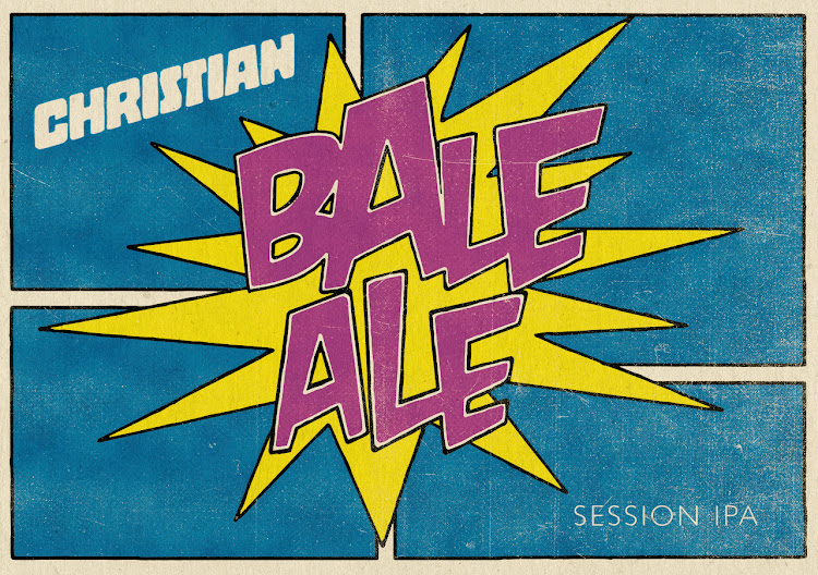 Logo of Dry Bitter Christian Bale Ale