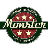 Monster Burger Delivery