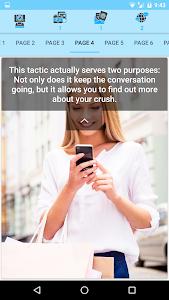 Flirt for males screenshot 2