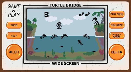 Code Triche Turtle 80s Arcade Games apk mod screenshots 5