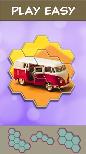 Jigsaw Hexa Block screenshot 4