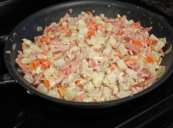 Easy Ham And Potato Recipe