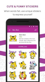 MyChat - Chat in Myanmar