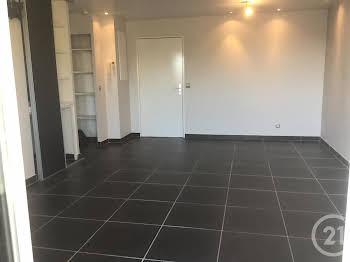 Appartement 2 pièces 43,96 m2