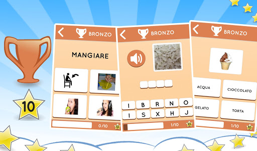 Learn Italian free for beginners: kids & adults  screenshots 1