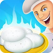 Idli Making Game: Food Serving