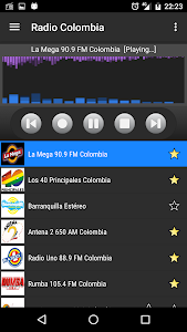 RADIO COLOMBIA screenshot 1