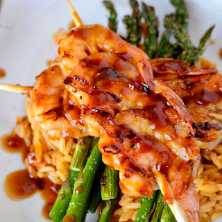 Copycat Bonefish Grill Pan Asian-Glazed Shrimp Recipe