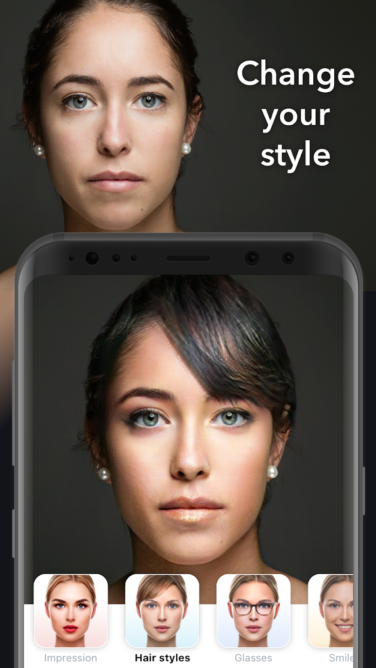 FaceApp Pro Mod Apk (Remove Watermark/Unlocked) 4