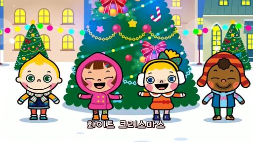 핑크퐁! 크리스마스 동화 · 캐럴