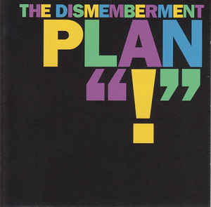Image result for dismemberment plan album cover