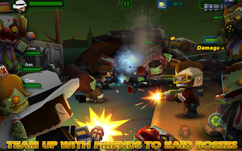 Call of Mini™ Zombies 2 Mod 2.2.2 Apk [Unlimited Money] 4