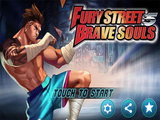 路上で怒り - ブレイブソウルズ|玩動作App免費|玩APPs