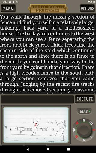 The Forgotten Nightmare Adventure Game moddedcrack screenshots 18