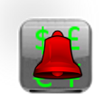 World Stock Alert Widget icon
