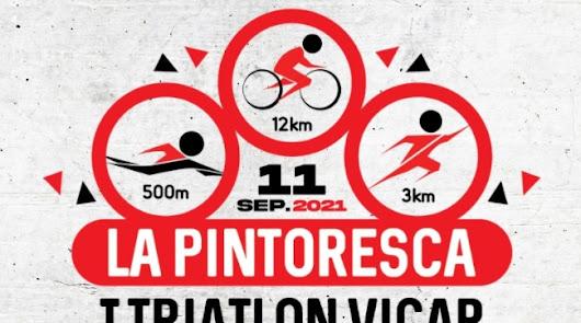 Últimos ajustes para el I Triatlón 'La Pintaresca' de Vícar