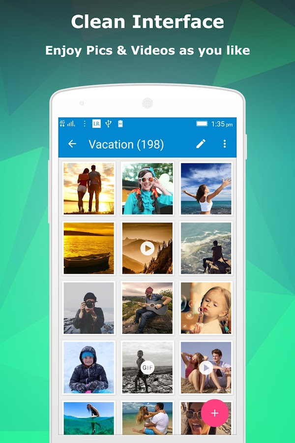Private Photo, Video Locker & Hide Files in Folder- screenshot
