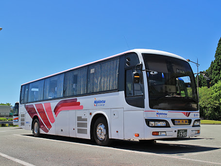 西鉄高速バス「桜島号」 6019