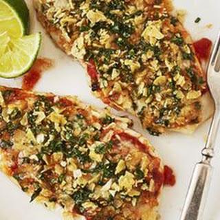 Tortilla Crusted Chicken Breasts Recipes.