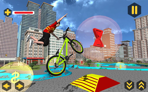 BMX Freestyle Stunts 1.4 Mod screenshots 1