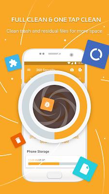 360 Security -Free Antivirus,Booster,Space Cleaner - screenshot