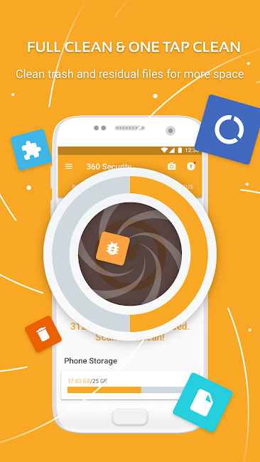 #2. 360 Security - Antivirus Boost (Android)